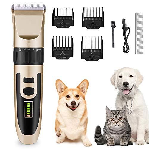ペット用バリカンの人気おすすめランキング22選【犬向けやプロ用もご紹介】のサムネイル画像
