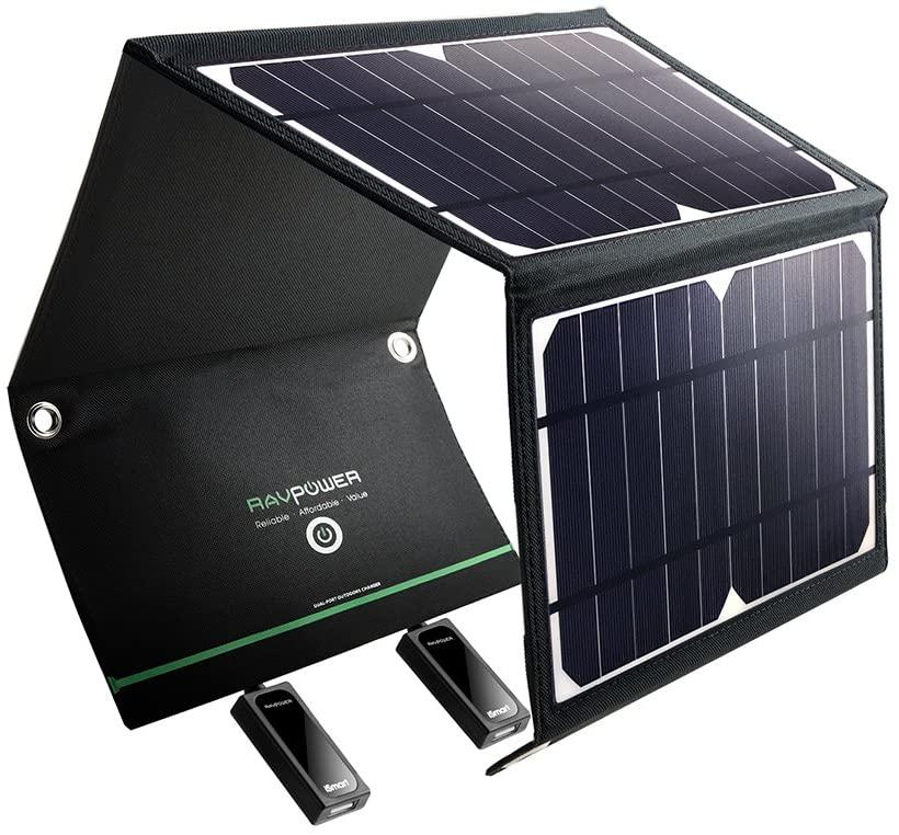 【2021年最新版】ソーラー充電器の人気おすすめランキング15選【アウトドアに役立つ】