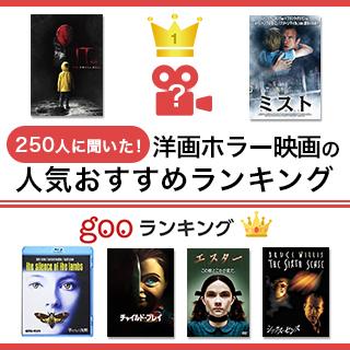 【250人に聞いた!】洋画ホラー映画の人気おすすめランキング36選【2021年最新作】
