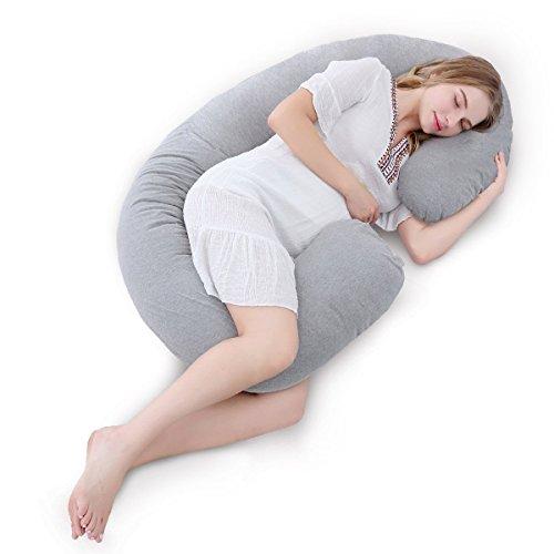 妊婦さん用抱き枕の人気おすすめランキング15選【妊娠中にあると安心】のサムネイル画像