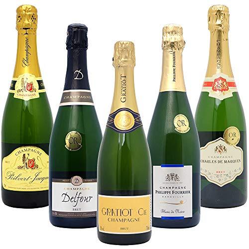 【ワインエキスパート監修】シャンパンの人気おすすめランキング15選