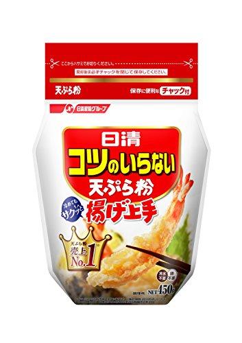 【2021年最新版】天ぷら粉の人気おすすめランキング15選【サクサクに揚げる】
