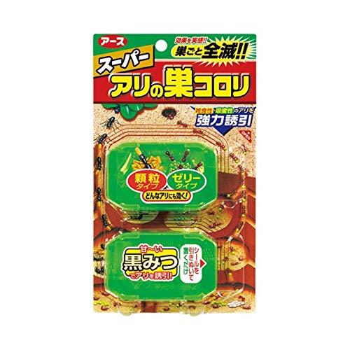 アリ殺虫剤の人気おすすめランキング15選【最強はどれ?室内のアリ退治にも】のサムネイル画像