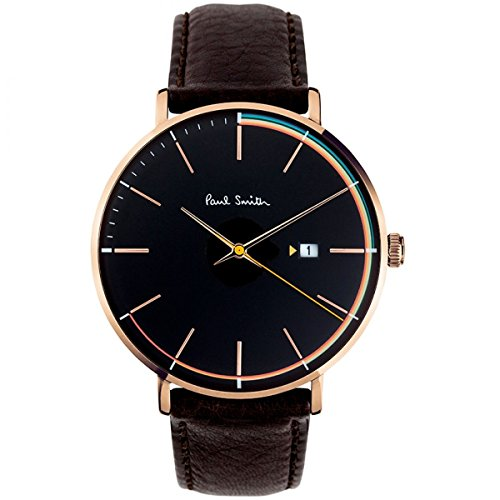 ポールスミスの腕時計の人気おすすめランキング15選【気になる評判も】