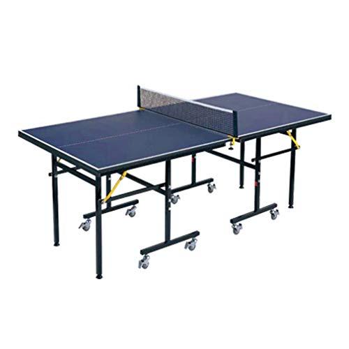 卓球台の人気おすすめランキング25選【中学生向けや家庭用サイズも紹介】のサムネイル画像