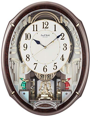 【2021年最新版】からくり時計の人気おすすめランキング15選【キャラクターデザインも】