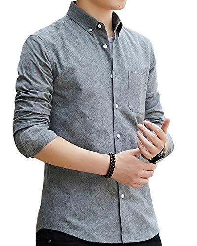 オックスフォードシャツの人気おすすめランキング15選【一年中使える】のサムネイル画像
