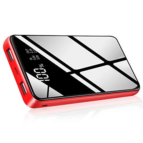 モバイルバッテリーの人気おすすめランキング16選【軽いものから大容量まで】