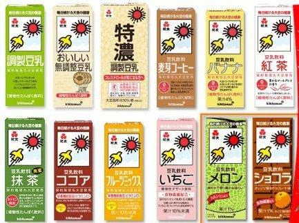 豆乳飲料の人気おすすめランキング10選【キッコーマンやマルサンも】