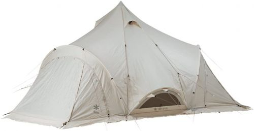 Snow Peak Pro.M TP-455 Spearhead Tent, Ivory